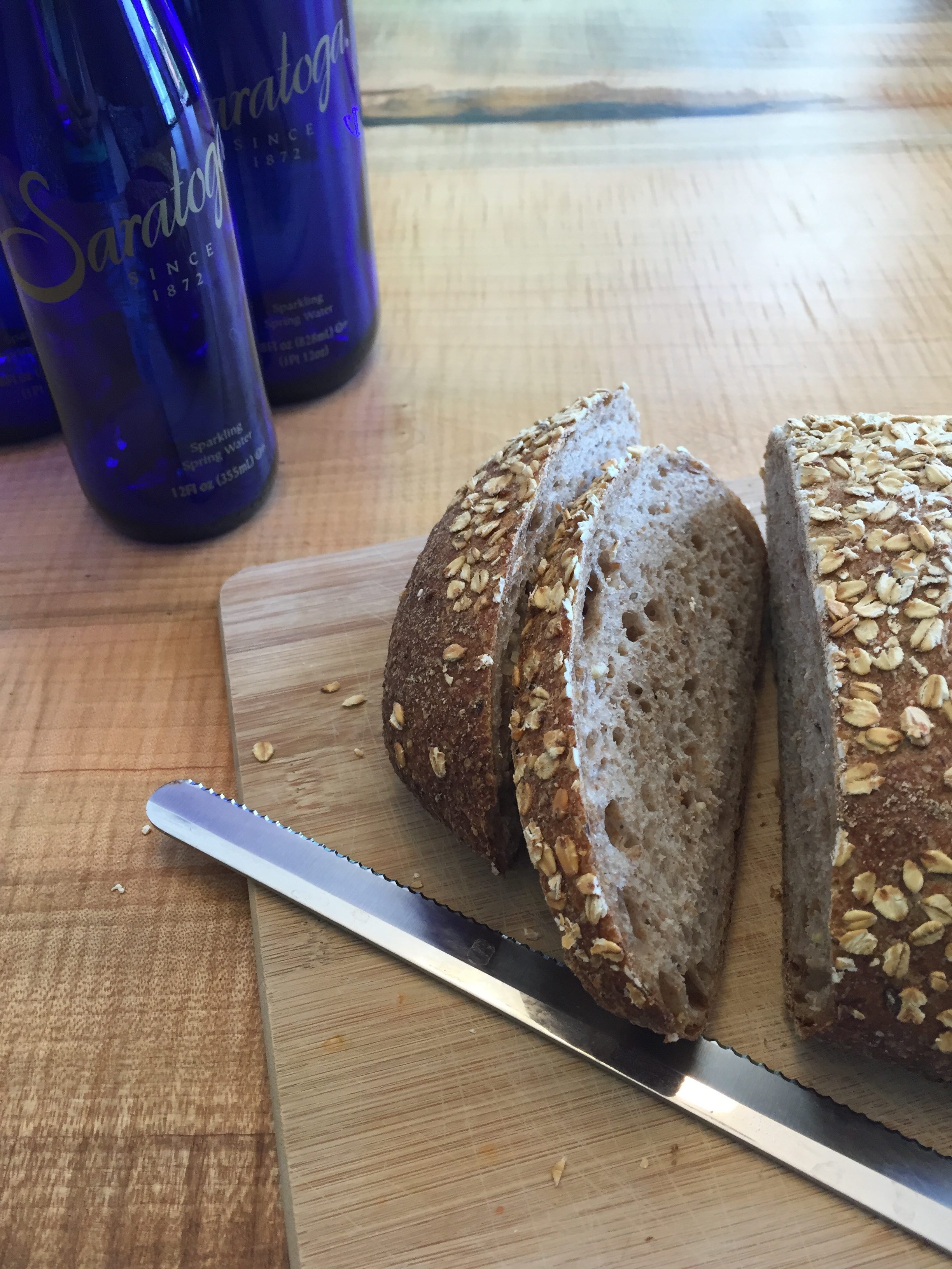 Multi-grain loaf from BMB Saratoga