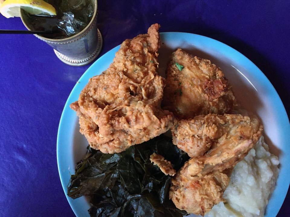 Hattie's Restaurant Saratoga Best Fried Chicken in the US