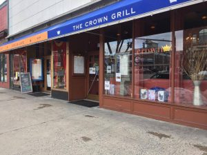 Crown Grill Saratoga